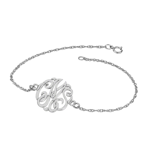 Classic Monogram Bracelet Apparel & Accessories > Jewelry > Bracelets - 2