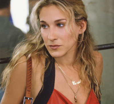 Carrie Bradshaw necklace