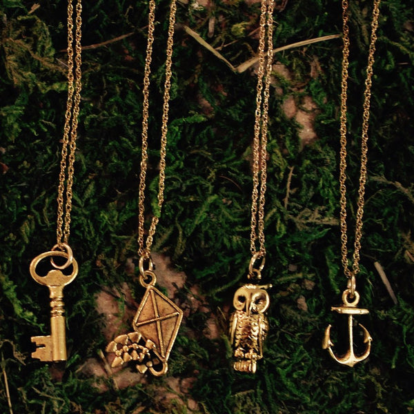 14K Gold Filled Charms 5