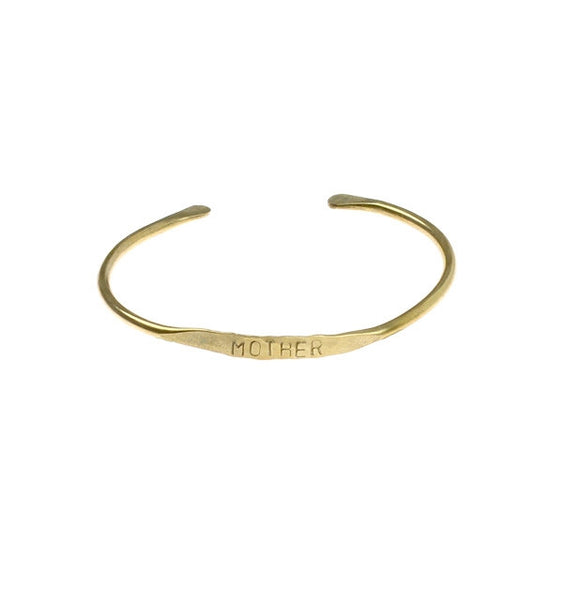 Nashelle Personalized Identity Dainty Cuff Bracelet Apparel & Accessories > Jewelry > Bracelets - 2