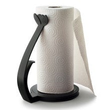 F061 Paper Towel Holder (Recycled Tupperware)