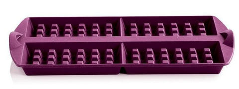 L030 Silicone Waffle Maker -  New Colour Snazzy Purple!