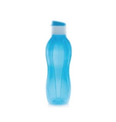 Eco Bottles 750ml -  Flip Cap Aquamarine