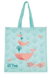 New 'No Time to Waste' Shopping Bag