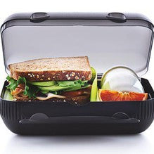 J025 - MENS At Lunch Box / Green Insert