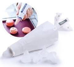 C02 Large Icing Bag with Nozzles - new design 2020