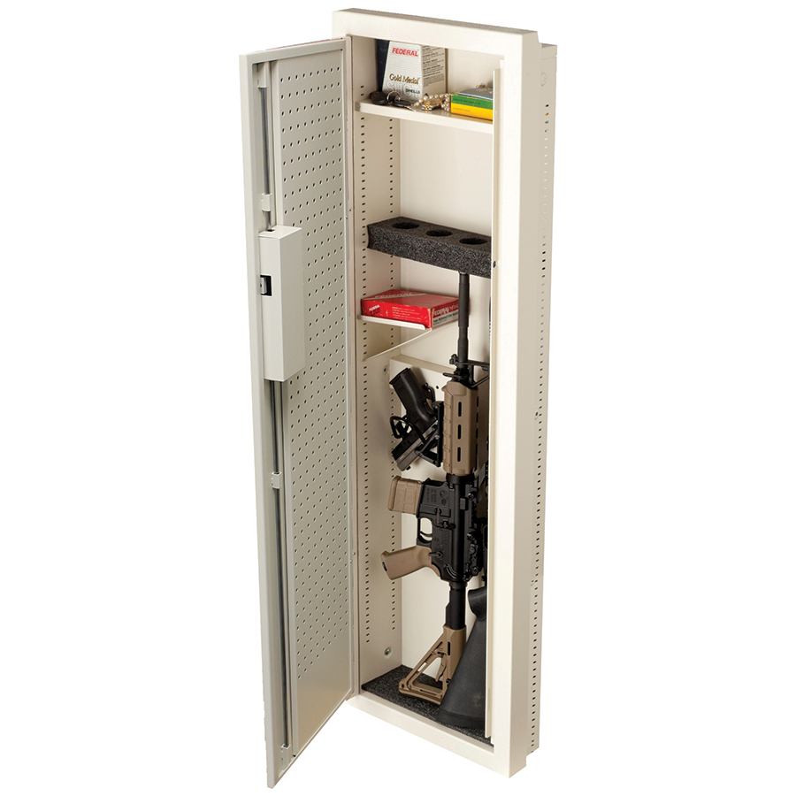V-Line Closet Vault In-Wall Handgun Safe