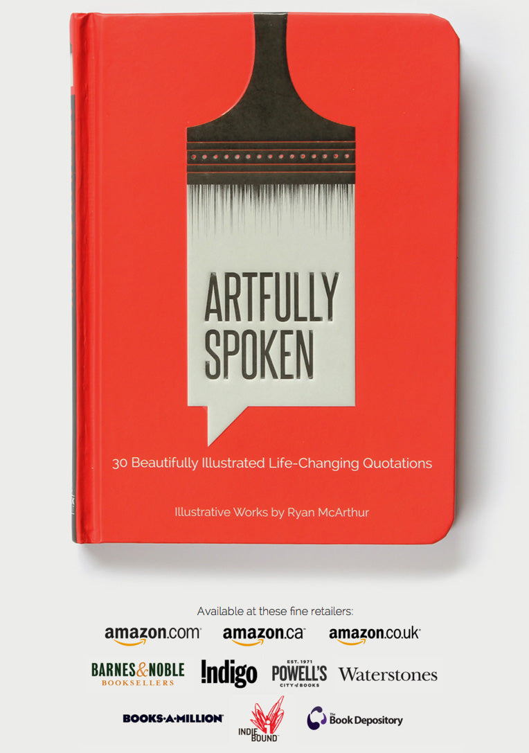 artfully spoken - book of illustrative quotes