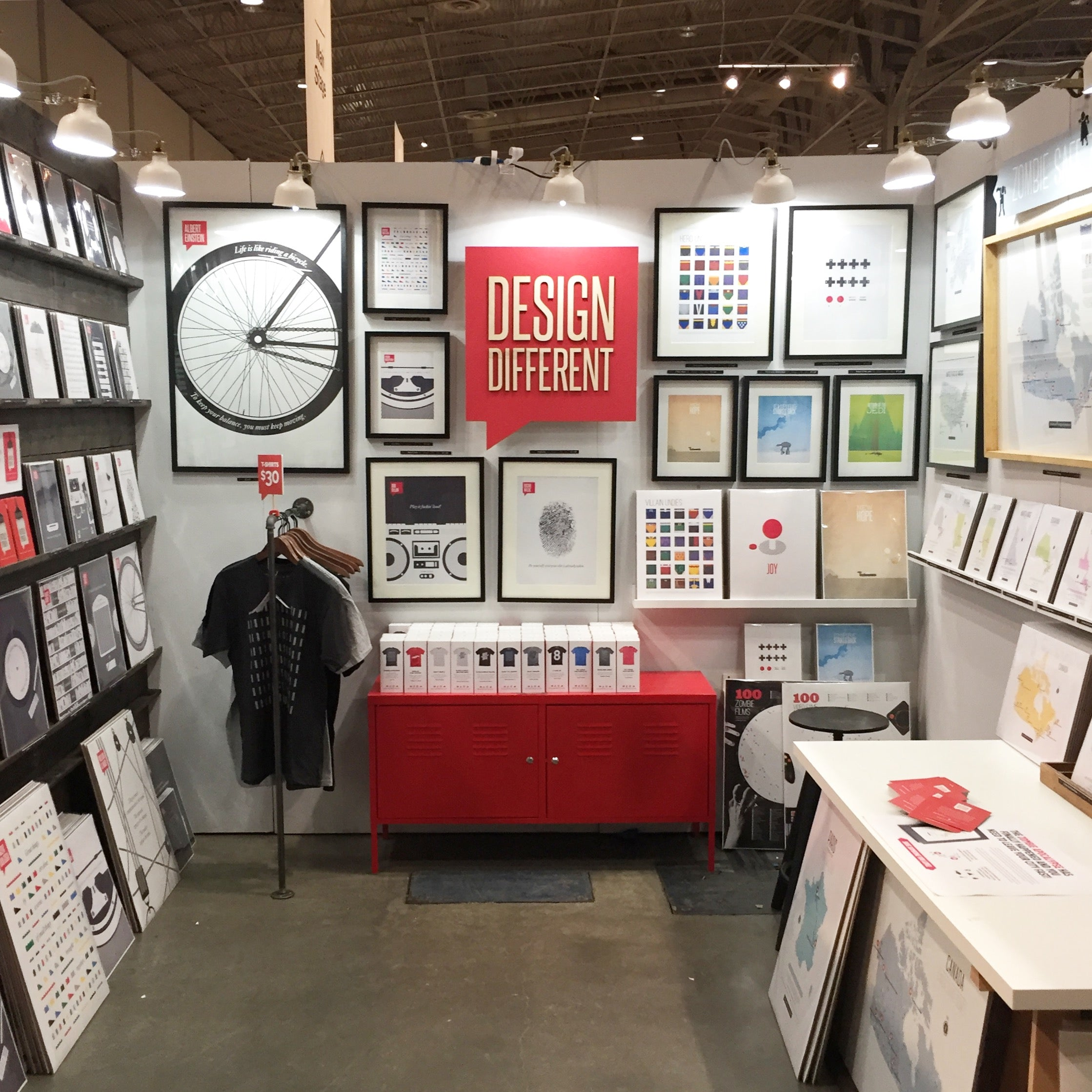 2016 One Of A Kinds How Toronto   Design Different Booth Design
