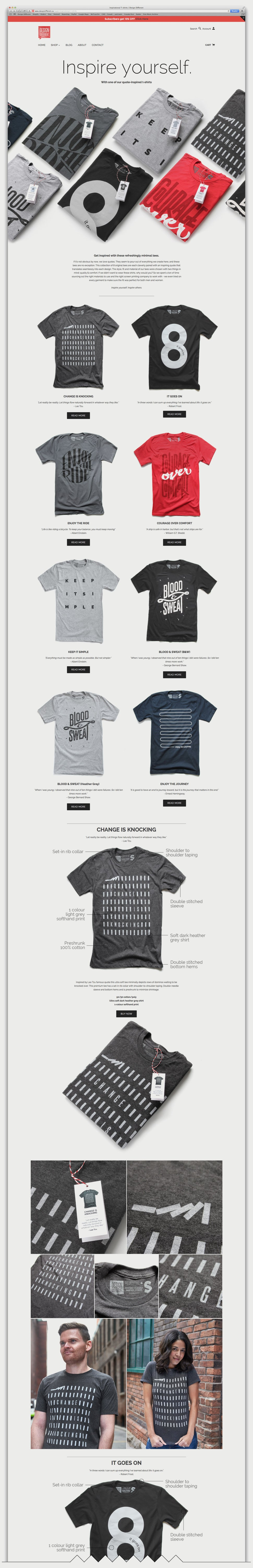 t-shirt design - how to launch a t-shirt line
