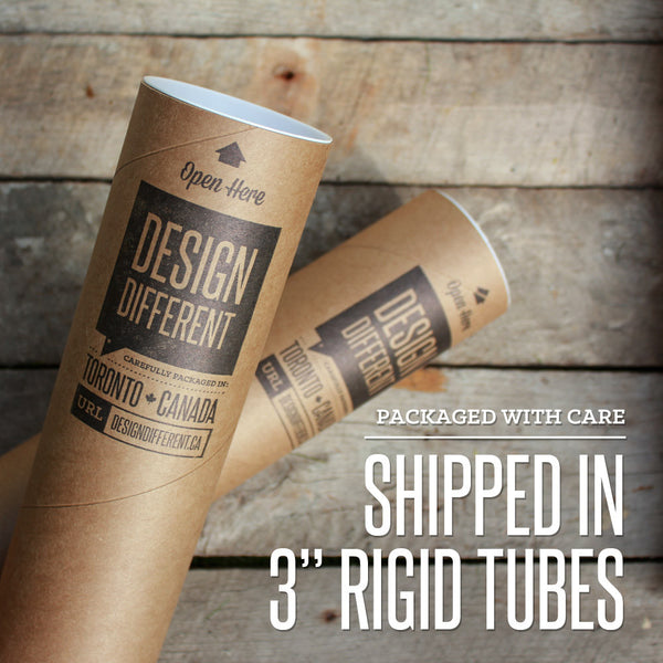 poster tubes for shipping