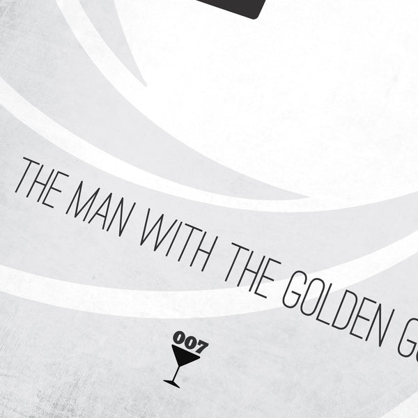 James Bond Villains - The Man with the Golden Gun