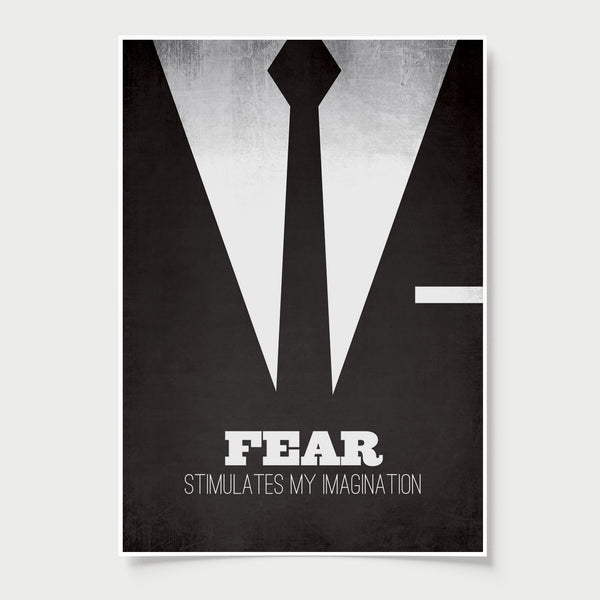 Mad Men Poster Quote Don Draper