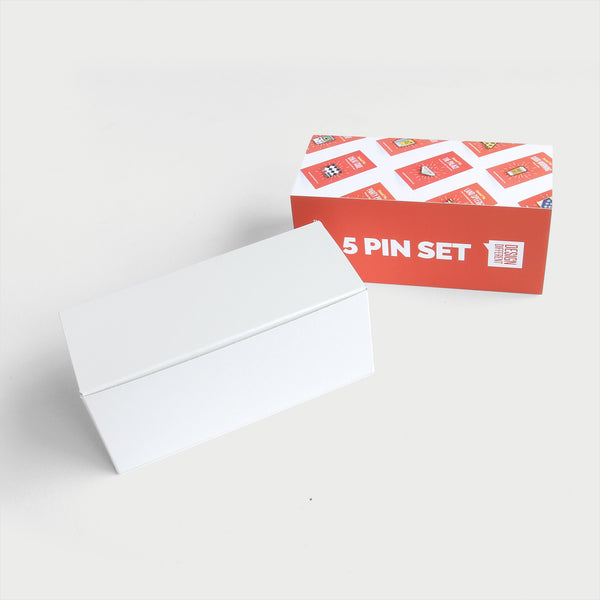 5 pin collectors box
