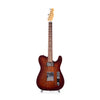 2012 Fender Select Carved Blackwood Top Telecaster SH Guitar, Black Cherry Burst, US12307826