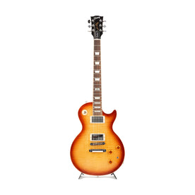 Gibson 2014 Les Paul Standard 120 Light AA Flame Top Electric Guitar, Honeyburst,140088404
