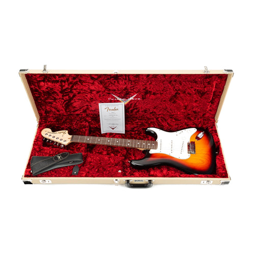2014 Fender Custom Shop Proto Stratocaster Faded 3-Tone Sunburst #10032