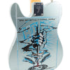 "2011 Fender Custom Shop ""Tele of the Pequod"" Moby Dick Hand-painted Artwork By Rich Siegle R29187"