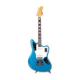 2012 Fender 50th Anniversary Jaguar Electric Guitar, Lake Placid Blue, US12078462