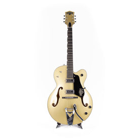 Gretsch Custom Shop 2013 G6118T 130th Anniversary Electric Guitar, Metallic Gold Top, UC13030862