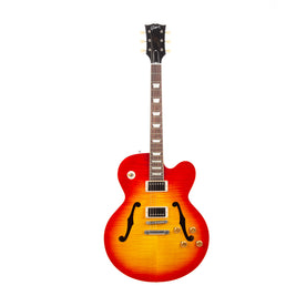 Gibson L-9 Archtop Electric Guitar, Heritage Cherry Sunburst, L90020