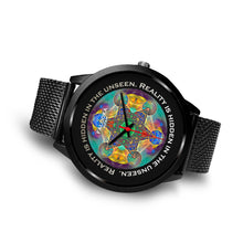 Load image into Gallery viewer, Glowing Hexagram Watch - Hand Made to Order - falooka