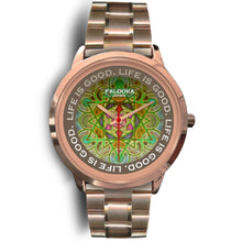 Load image into Gallery viewer, Rare Hexagram Watch - Hand Made to Order - falooka
