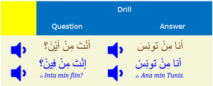#3 Arabic (BEGINNER-START) - falooka