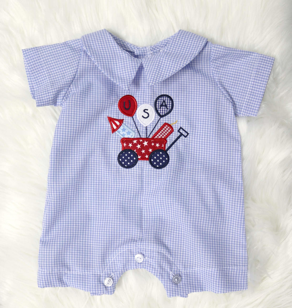 4th of July Baby Boy Outfits