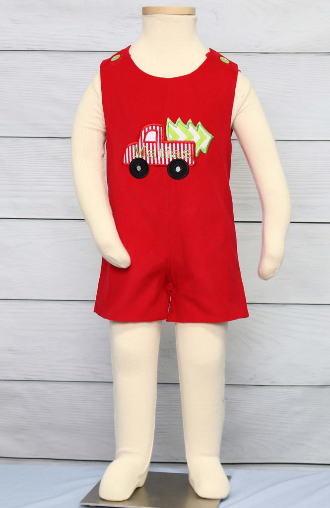 Cute Baby Boy Christmas Outfit