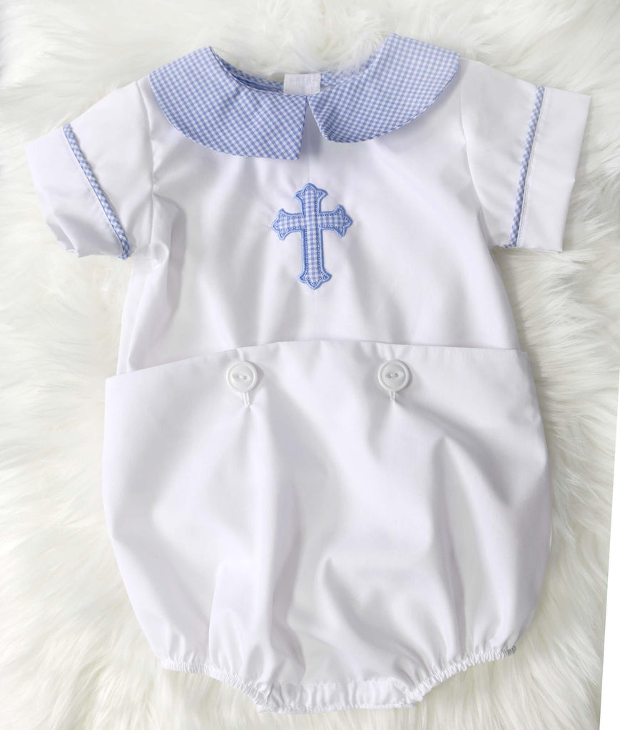 Baptism Outfit Baby Boy