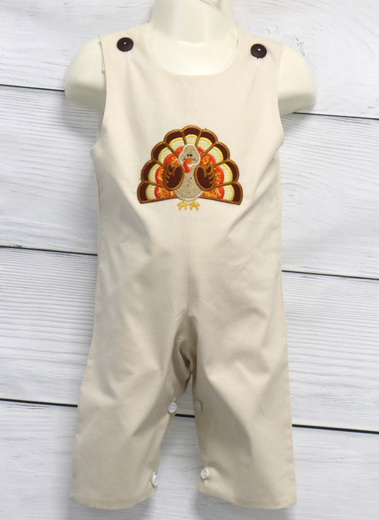 Baby boy Thanksgiving Clothes