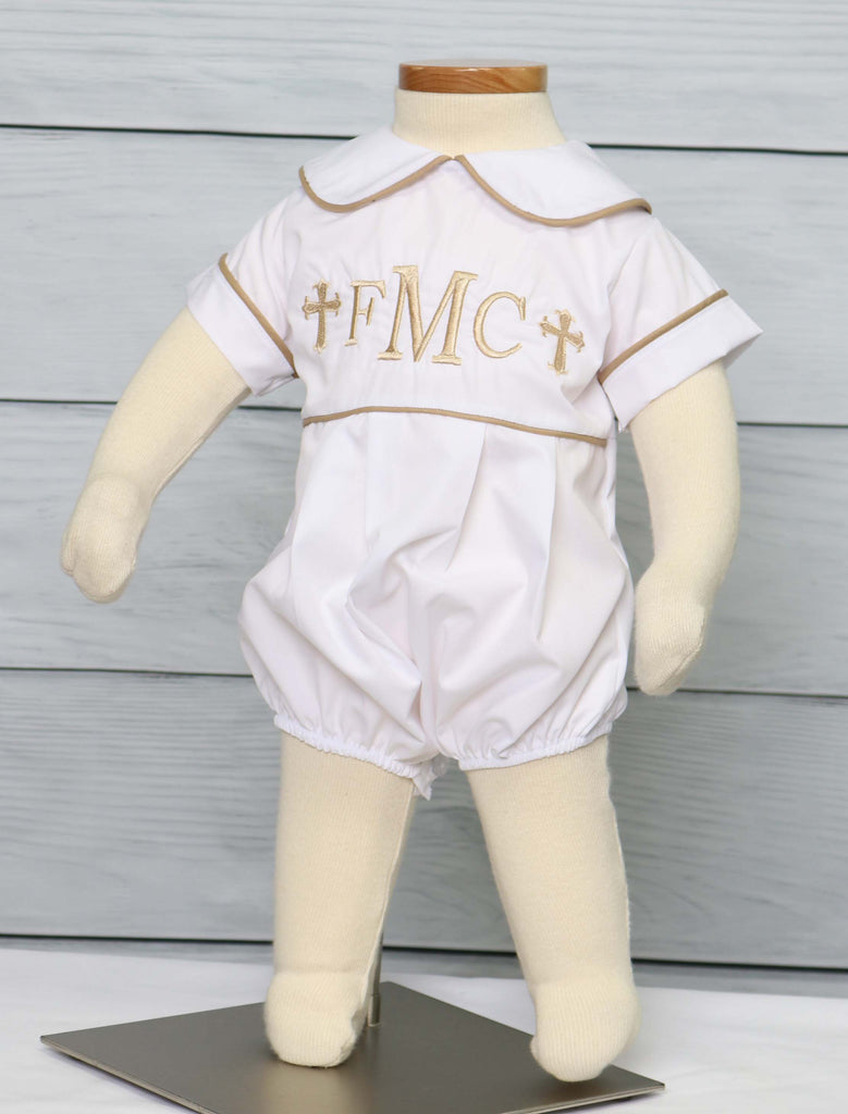 Christening Outfits for Baby Boys