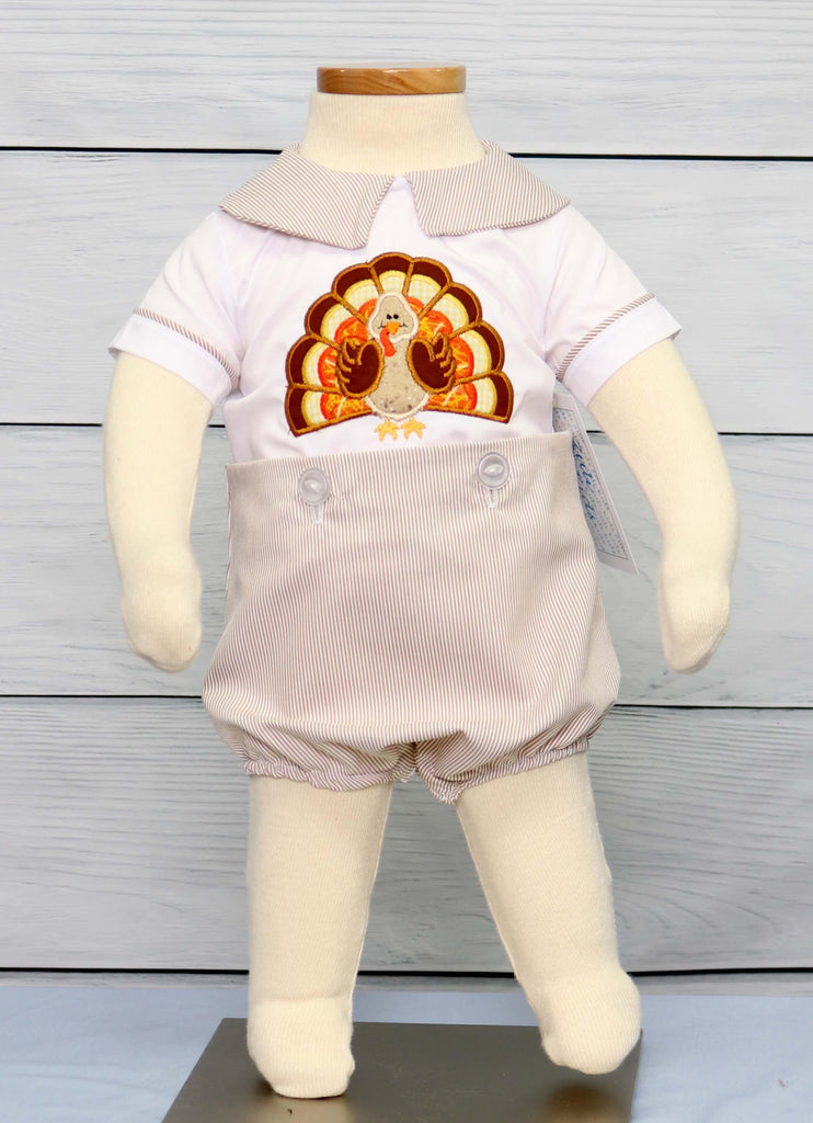 1st Thanksgiving Outfit Boy ~ Infant Boy Thanksgiving Outfit 293083 - Zuli Kids2