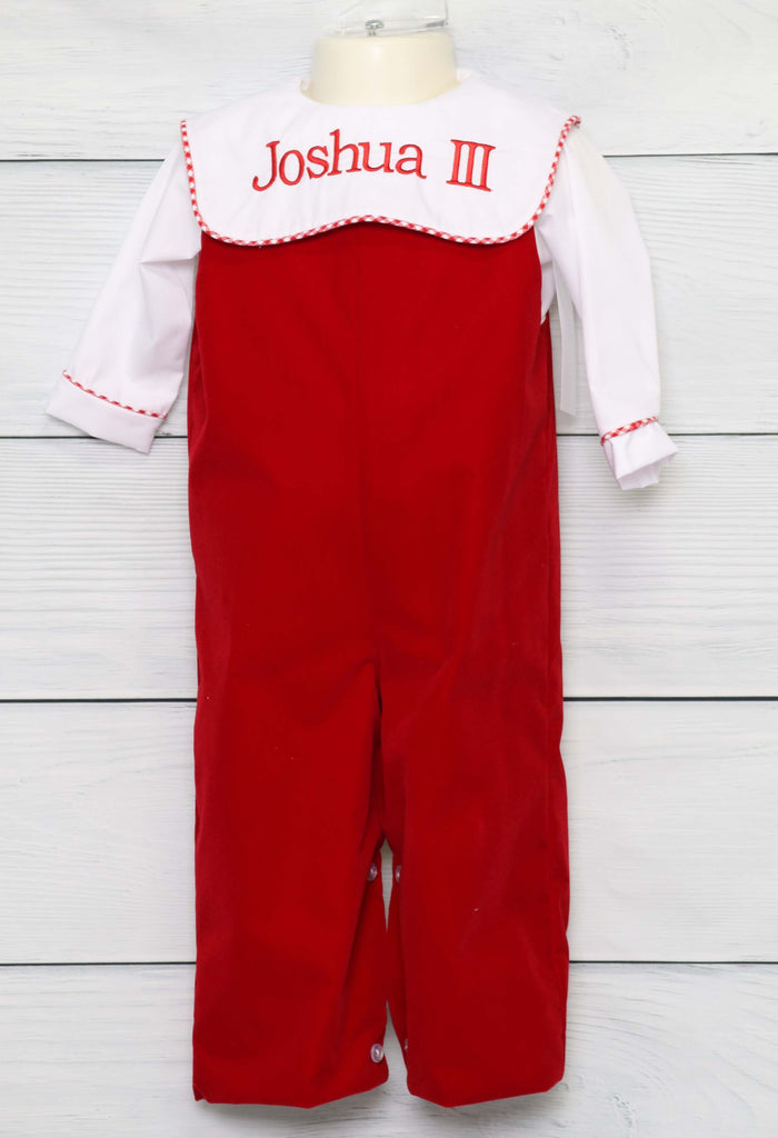 Baby Boy Christmas Outfit | Baby Boy First Christmas Outfits | Zuli Kids Clothing 293184