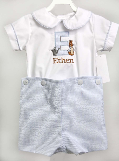 Baby Boy First Birthday Outfit, Baby Boy 1st Easter Outfit, Zuli Kids 293353