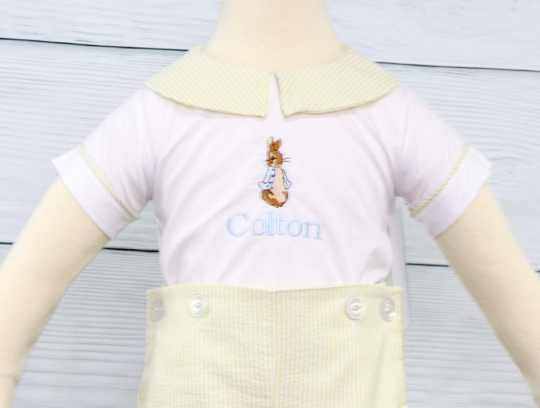 Infant Boy Easter Outfit