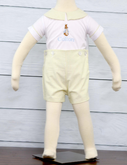 Easter Boy Outfit