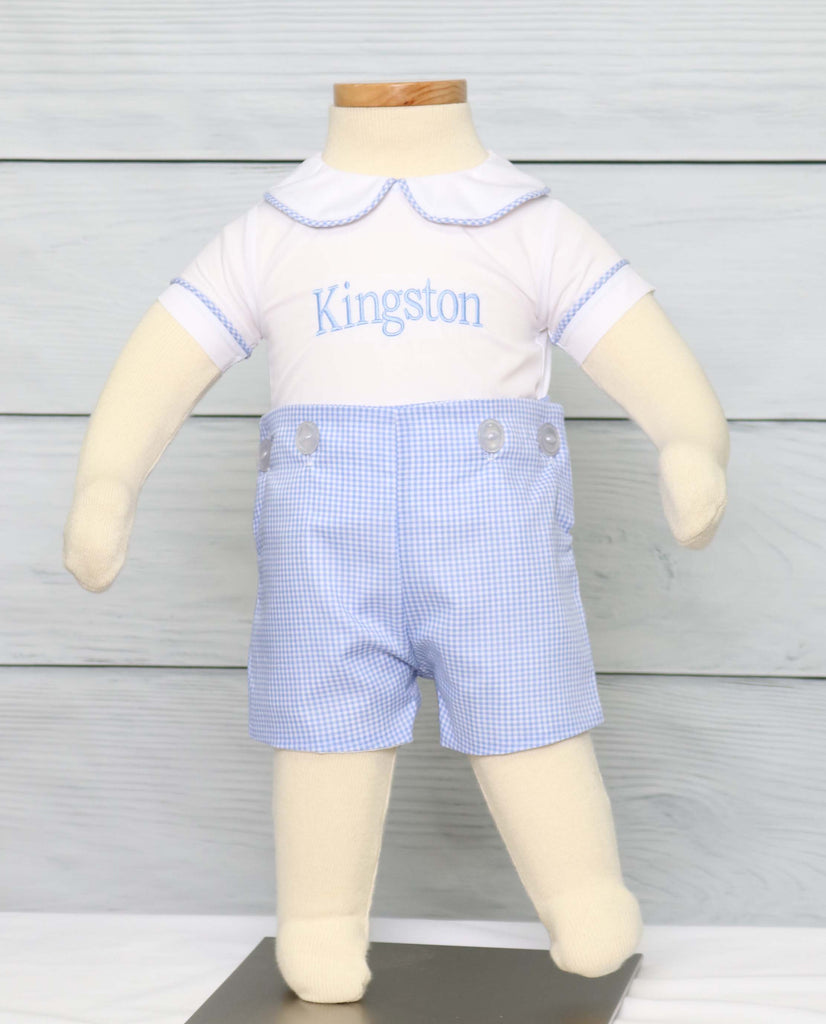 Toddler Boy Baptism Outfits