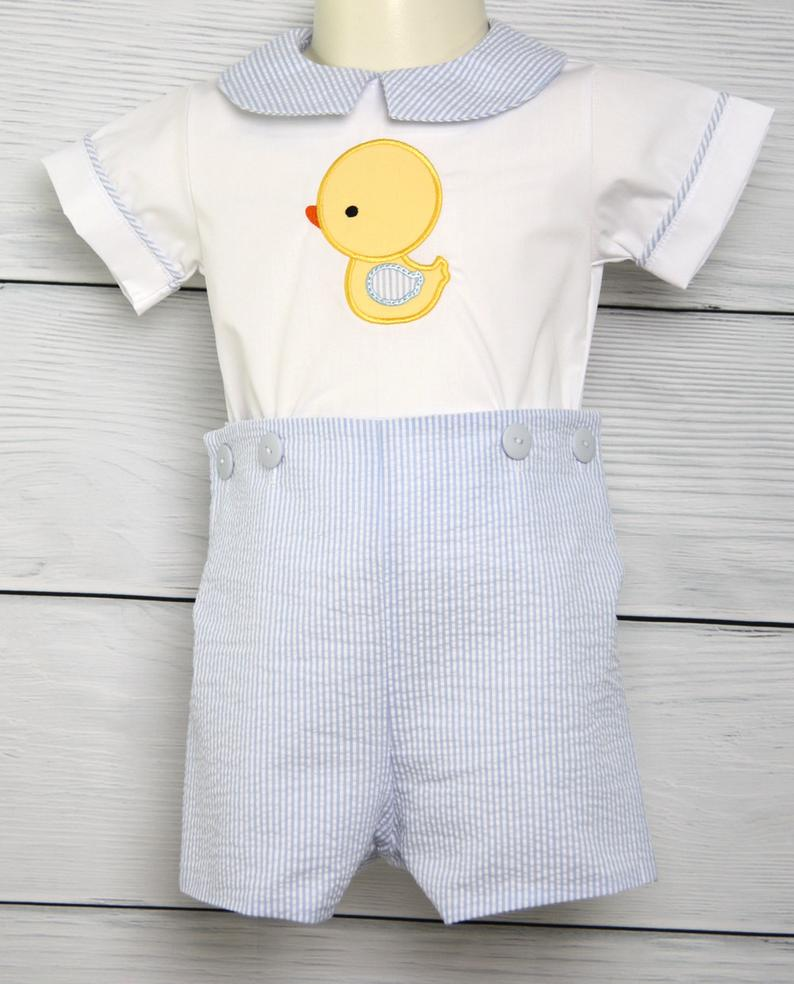 Baby Boy Dressy Outfit