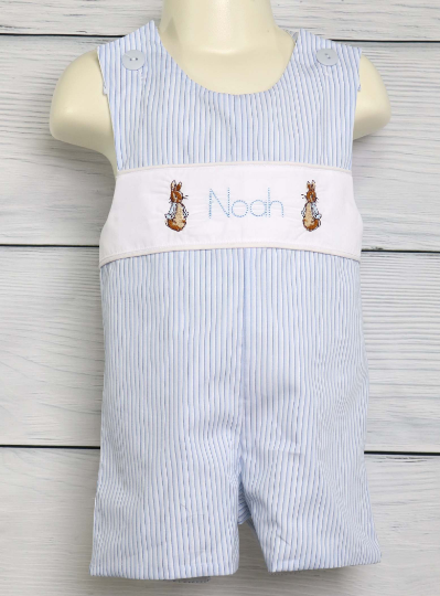 Peter Rabbit first birthday outfit