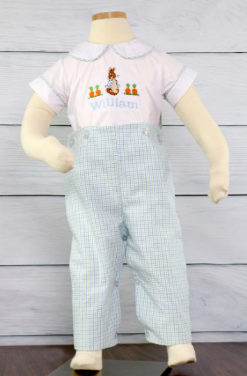 Baby Boy Peter Rabbit Outfit