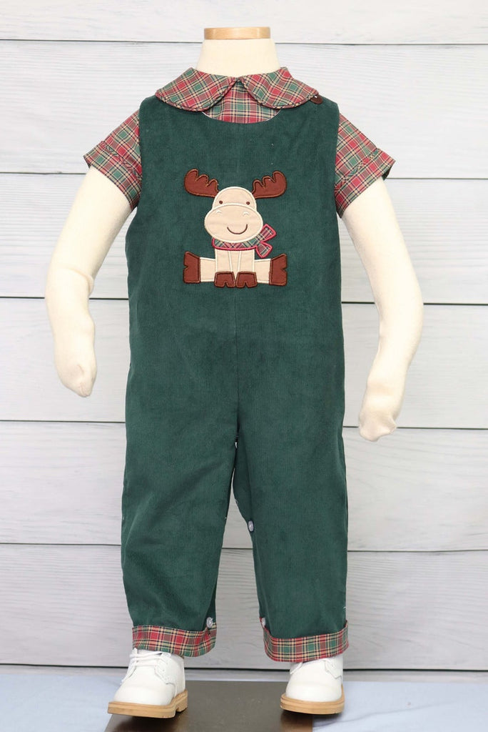 Boys Christmas Outfit, Toddler Boy Christmas Outfit, Zuli Kids 294075