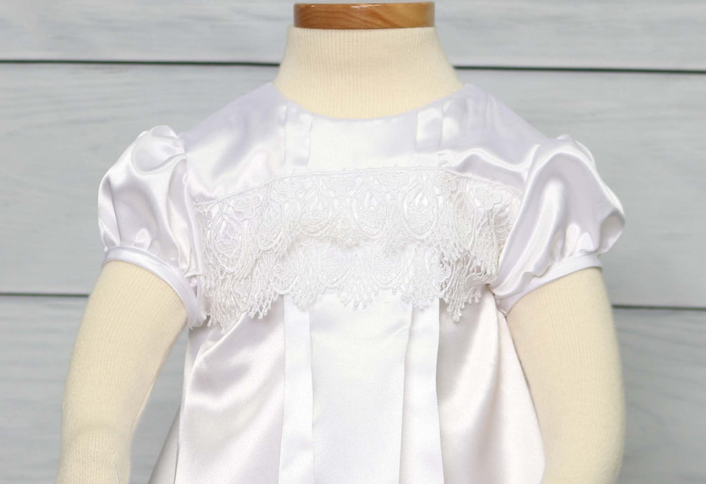 Baby Girl Christening Gown, Christening Gowns for Girls,  Zuli Kids 294285