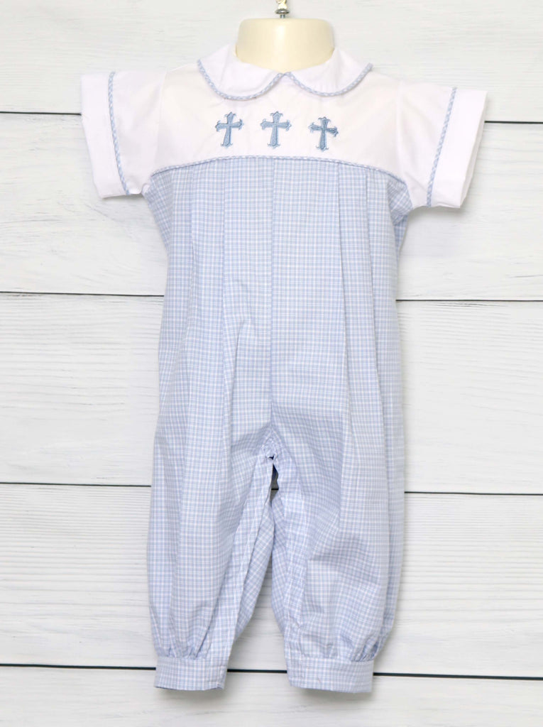 Baby Boy Baptism Outfit, Boys Baptism Outfits, Zuli Kids 294319