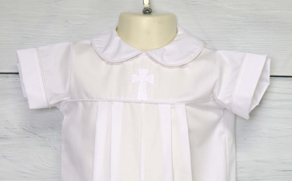 Boys Baptism Outfit, Baby Boy Baptism Outfits, Zuli Kids  294325