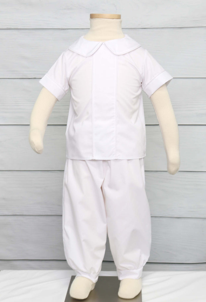Boys Ring Bearer Outfit,