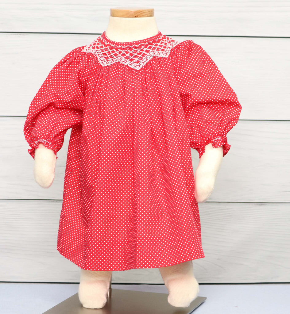 Infant Girl Christmas Dress