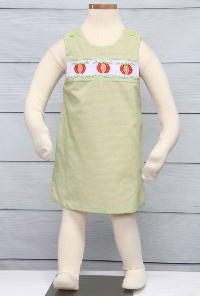 Toddler Girl Thanksgiving Dress, Toddler Girl Fall Dresses, Zuli Kids 412658 -CC233