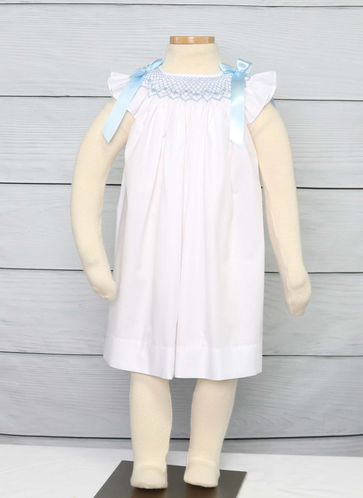 Baby Birl White Dress